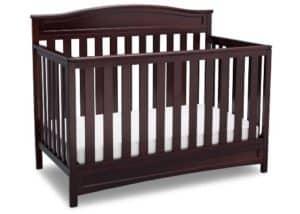 Delta Children Emery 4-in-1 Crib best convertible crib