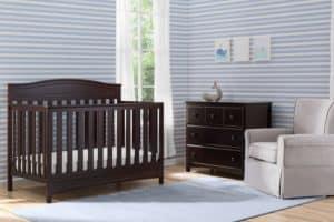 Delta Children Emery 4-in-1 Crib