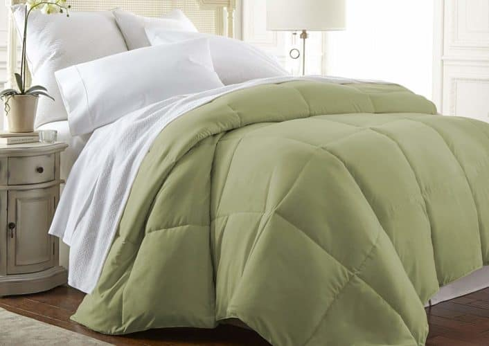ienjoy goose down alternative comforter