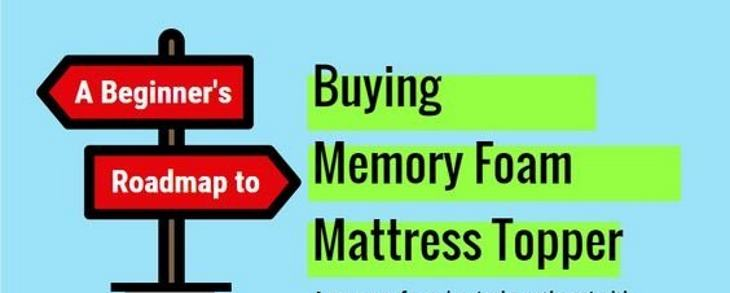 Memory Foam Infographic Featured Image