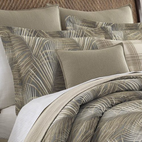Tommy Bahama Raffia Palms Comforter Set - August 2019 Inspiration of the Month