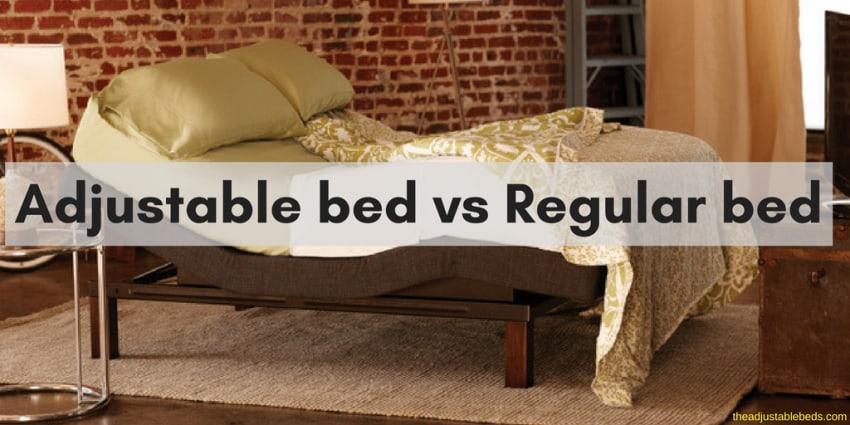 Adjustable Bed vs Regular Bed