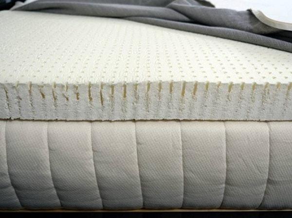 latex mattress topper